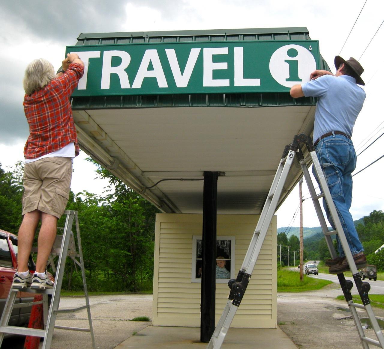 Warren Travel Information Center