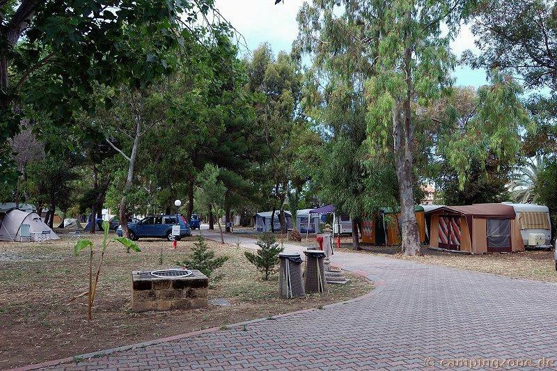 Camping La Palma