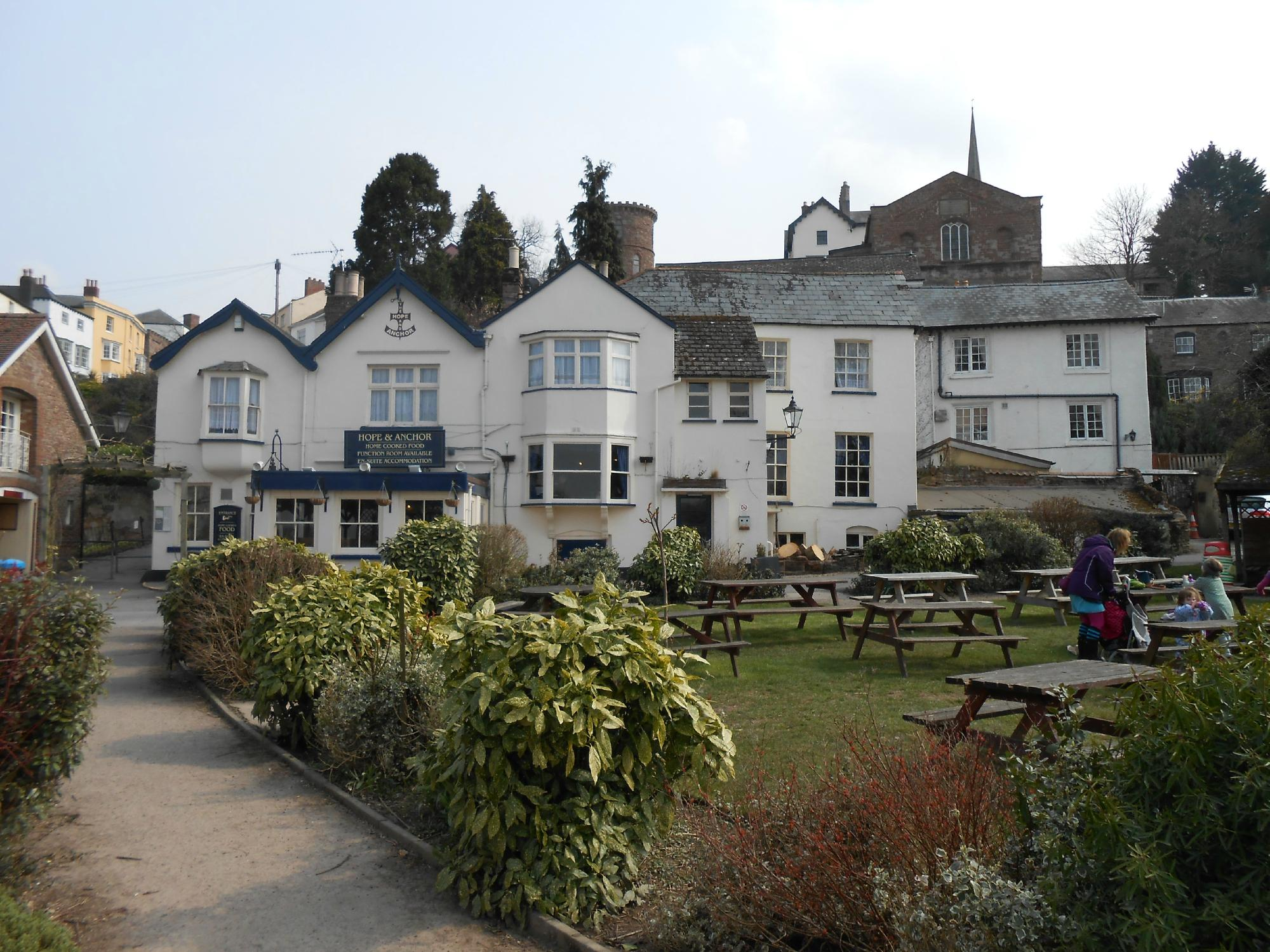 The Hope and Anchor Inn