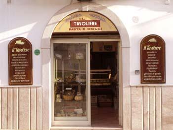 Il Tavoliere, Pasta Fresca e Dolci Locali