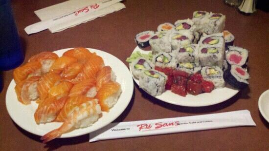 Ru-San's Sushi and Seafood