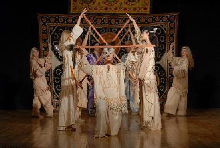 Spettacolo Folkloristico El Merosi