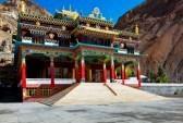 Sangla Buddhist Monastery