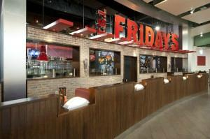 T.G.I. Friday's Sheffield Meadowhall