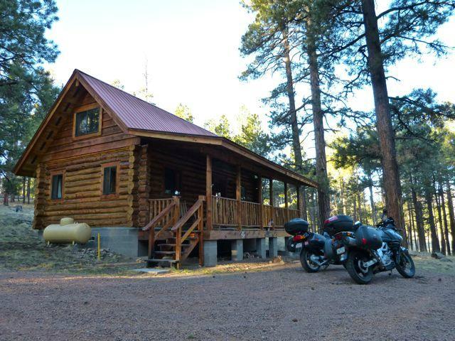 Deer Dancer Cabins