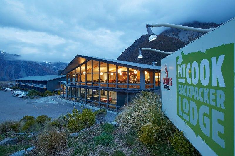 ‪Mt Cook Lodge and Motels‬
