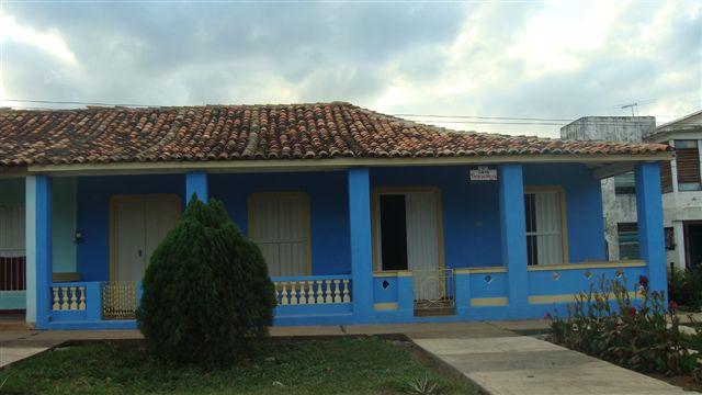 Casa Troncos Viejos