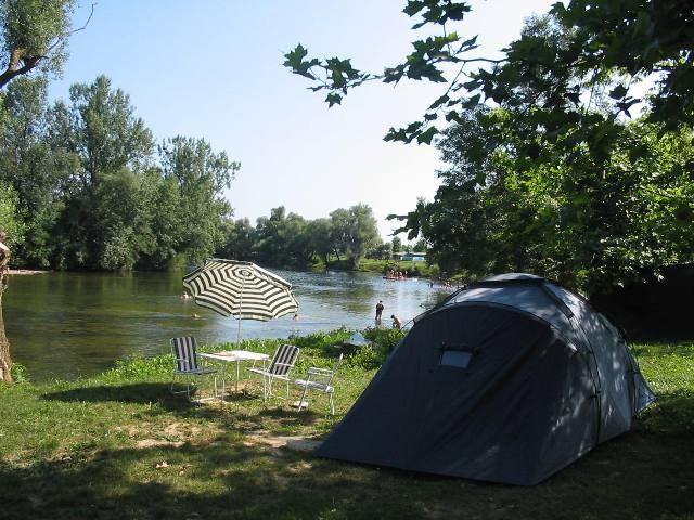 Camping Podzemelj