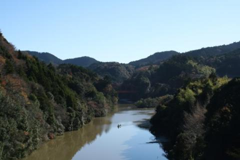Shichirigawa Valley