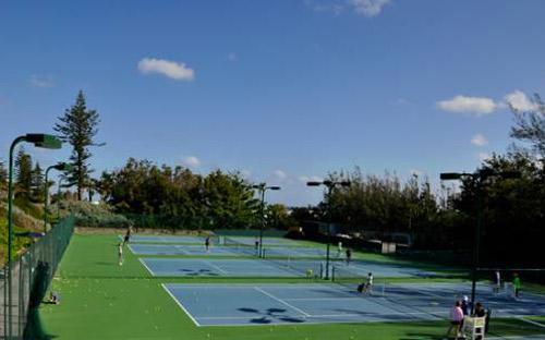 Bermuda Squash Racquets Club