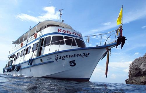 Kon-Tiki Diving & Snorkeling Center - Lanta