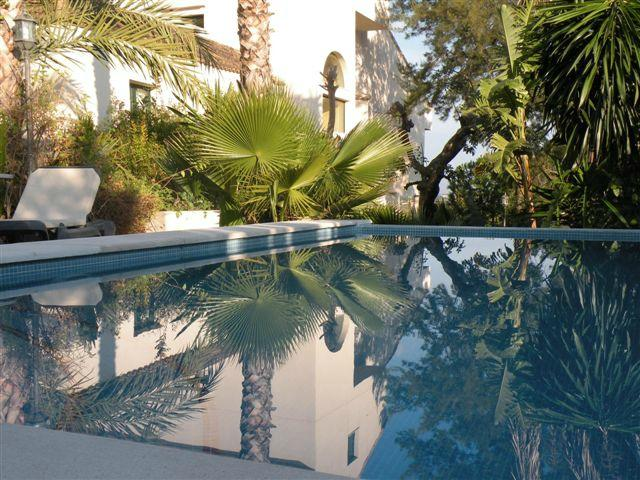 Hotel Villa Bensusan
