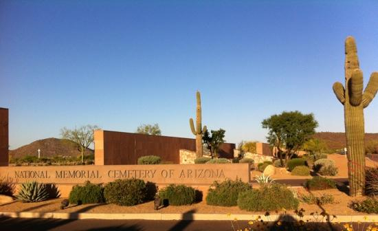 National Memorial Cemetery of Arizona
