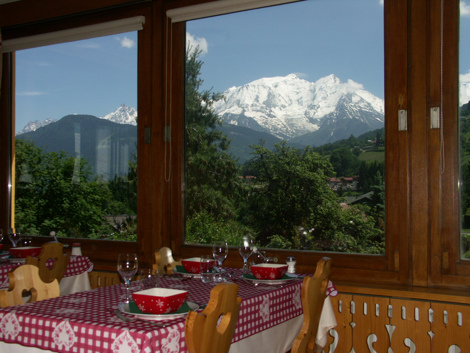 Hotel restaurant LES GRANITS