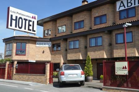 Motel Los Penascales