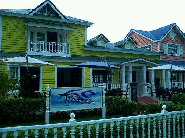 Tsunami pub and disco santa b rbara de saman qu for Terrace 6 pub indore