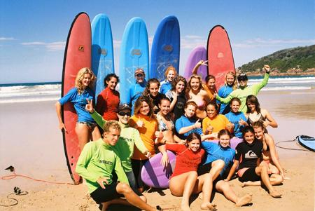 Anna Bay Surf School