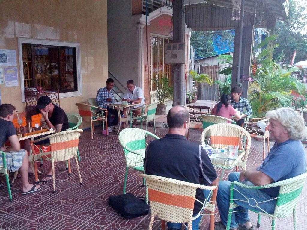 Kampot Pie & Ice Cream Guesthouse