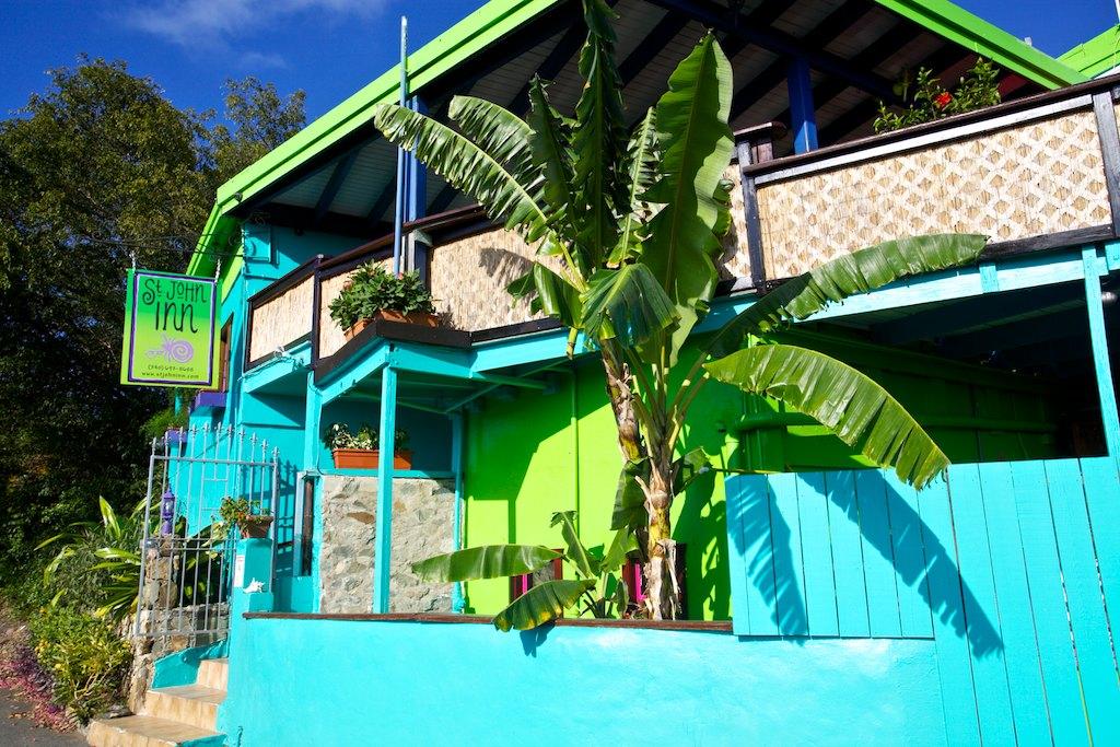 St John Inn Updated 2017 Prices Hotel Reviews Cruz Bay Tripadvisor