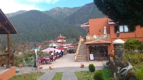 Restaurante Paso del Teide