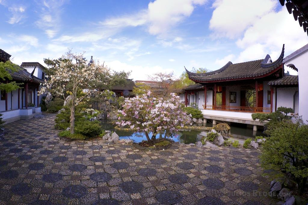 Dr Sun Yat Sen Classical Chinese Garden Vancouver
