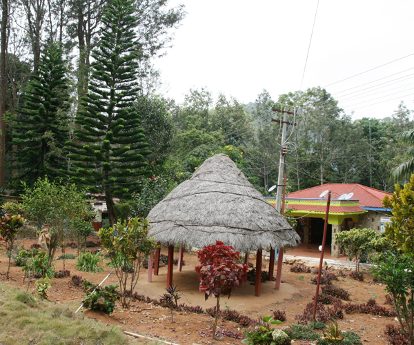 PA Resort, Kolli Hills