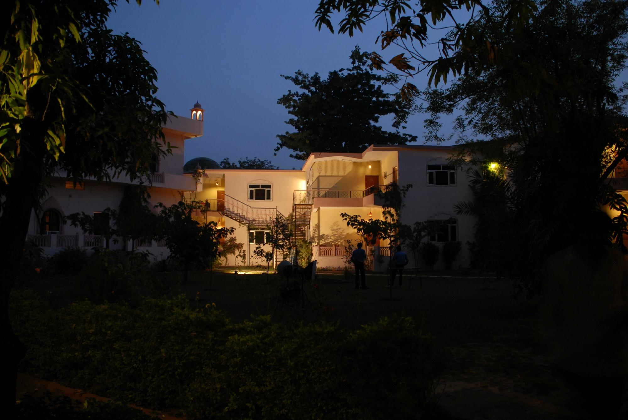 Raj Palace Resort, Ranthambhore
