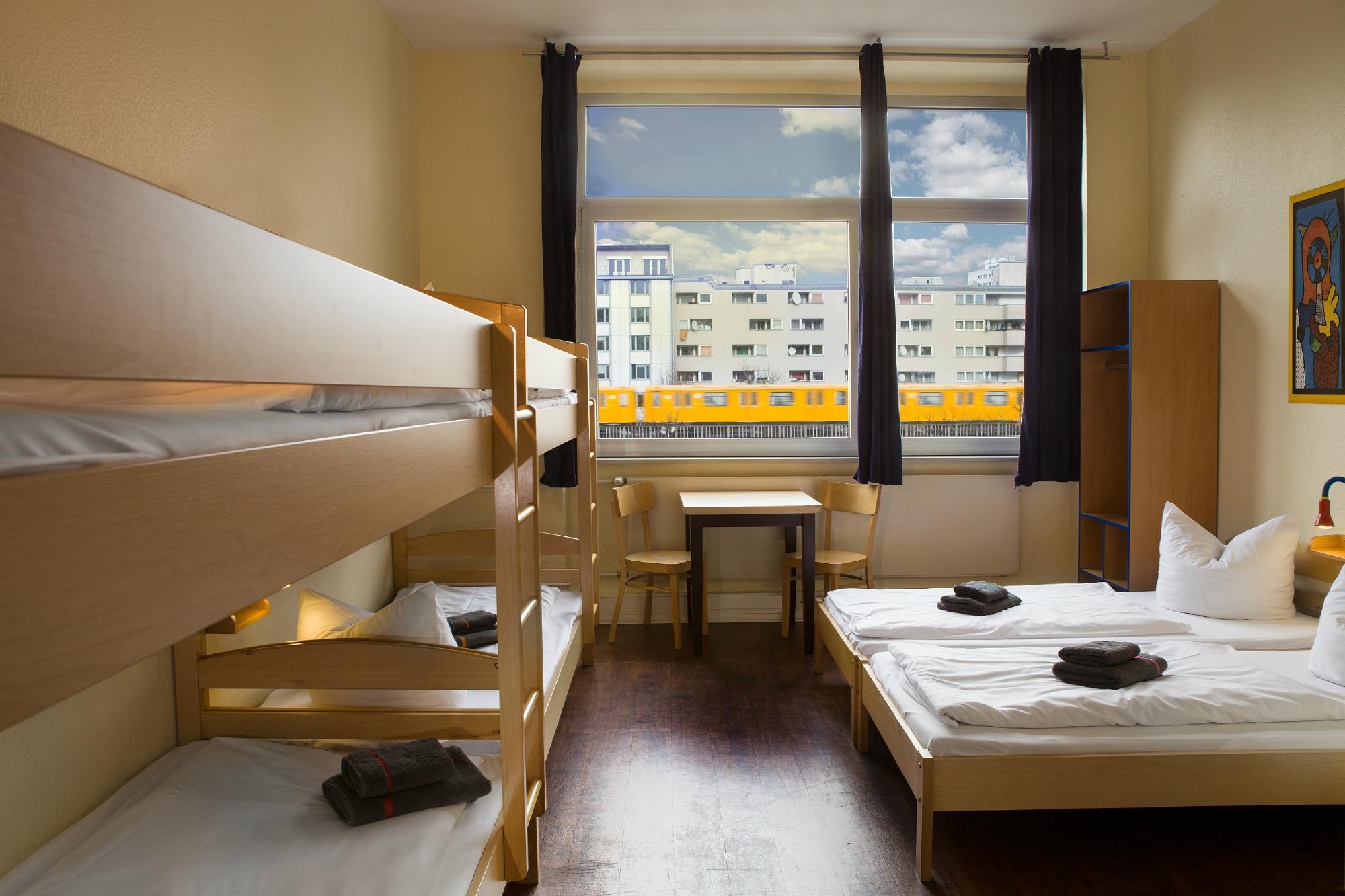 阿卡瑪十字山青年旅舍飯店