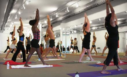 Yoga Yoga East
