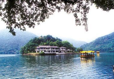 Qinxi Xianggu Scenic Aera