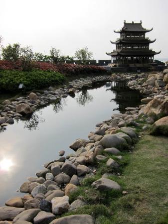 Huanxiu Pavilion