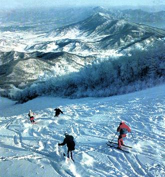 Songhuahu Ski Field