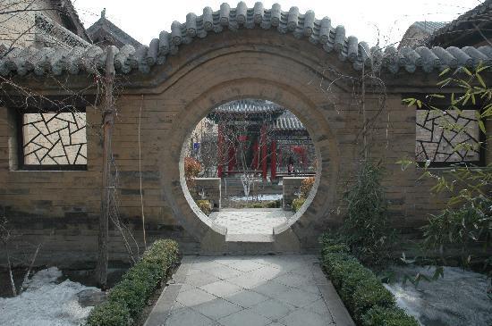 Gaoping Shenggu Temple