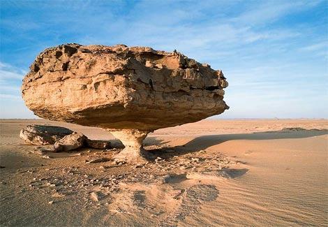 テレーネ砂漠