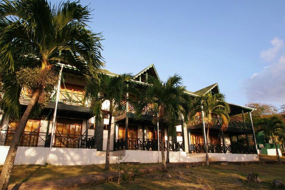 South West Bay Cabanas