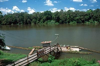 Sukau River
