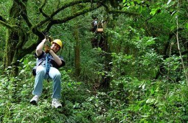 Crazy Monkey Canopy Tour