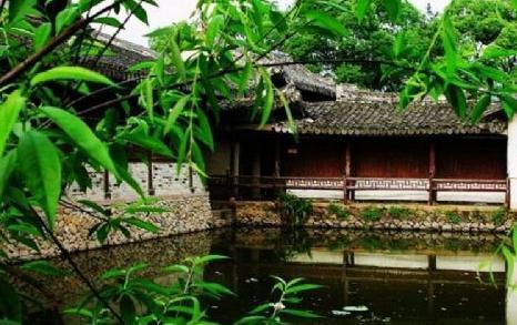 Cangpo Ancient Village