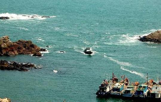 宁波渔山岛