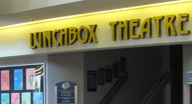 Lunchbox Theatre