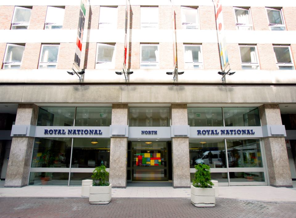Royal National Hotel (Londres, Inglaterra) - Hotel ...