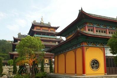 Hengdian Dazhi Temple