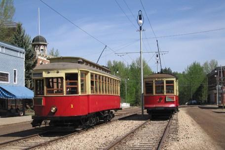 Edmonton Radial Railway Society Collection