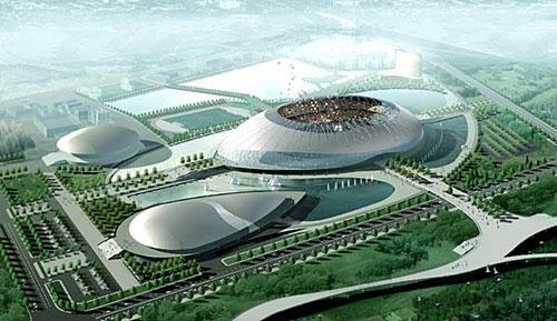 天津人民体育馆