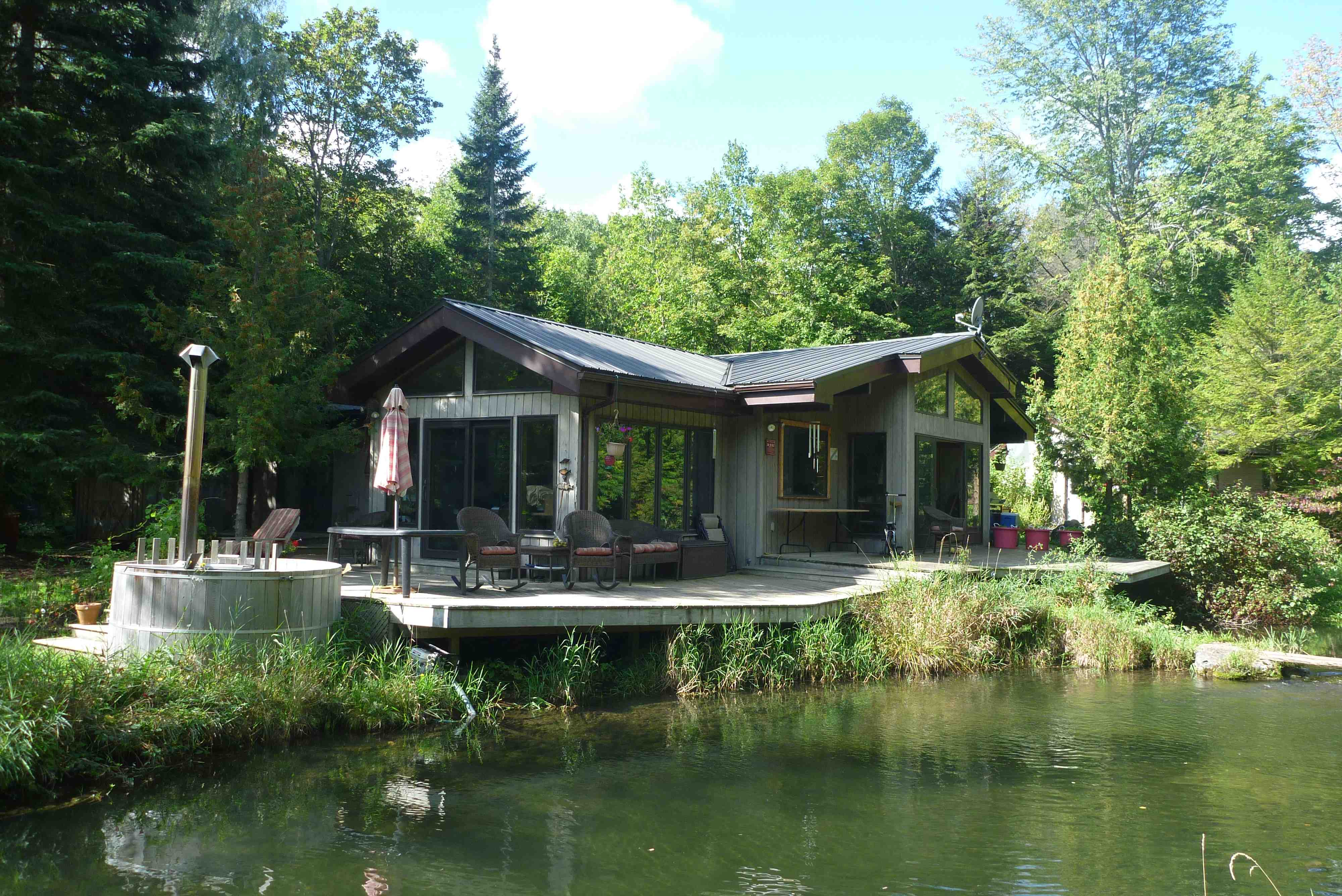 Rob Uffen's Trout House