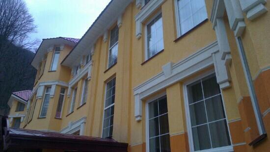 Gorny Hrustal Hotel