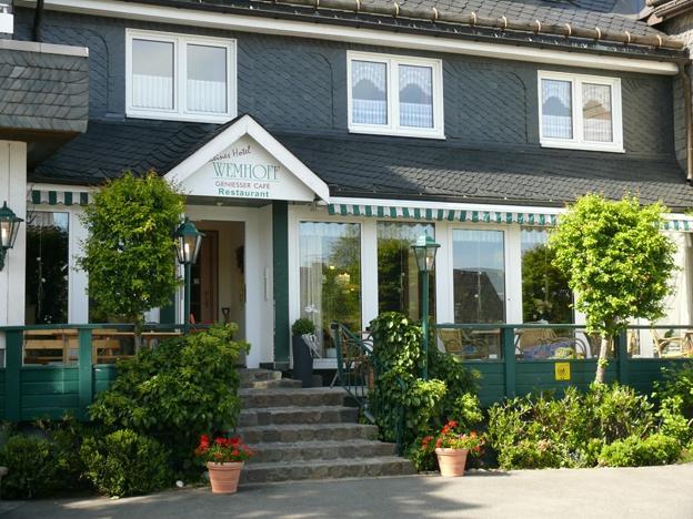 Kleines Hotel Wemhoff