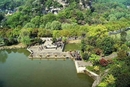Chuanyan Shijiufeng Scenic