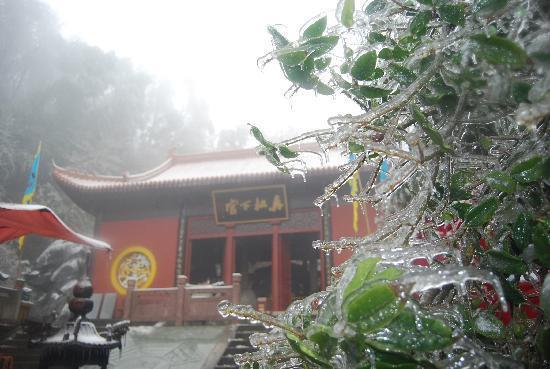Jinhua Longpan Temple