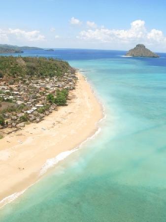 Domoni Beach